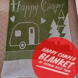passap camper blanket