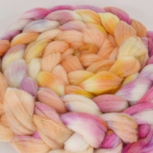 cormo wool top roving