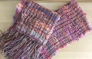 saori scarf