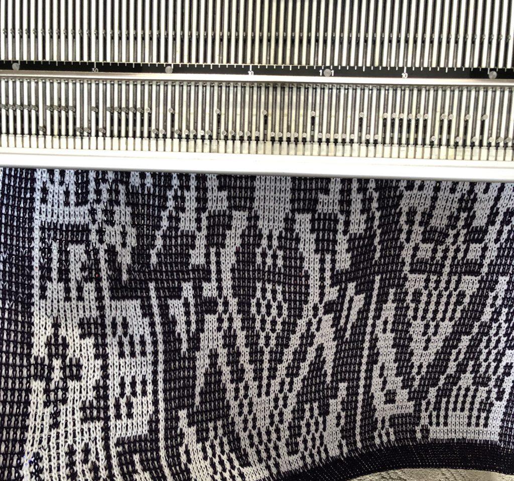 passap knit blanket