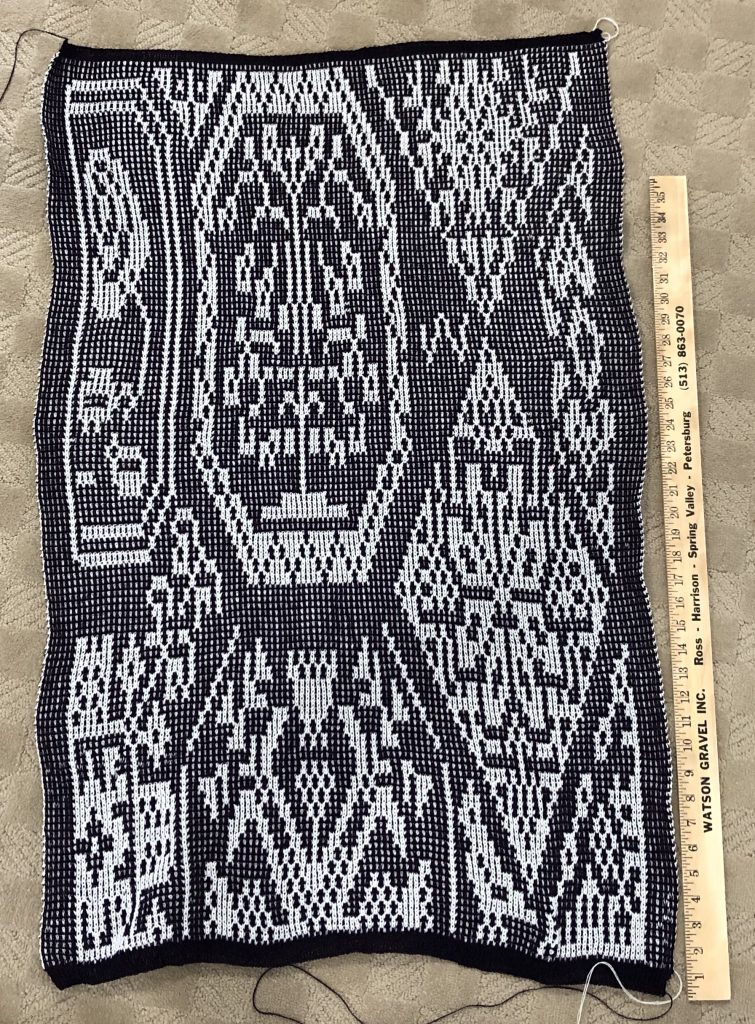 designaknit blanket